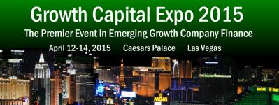 Growth Capital Expo 2015