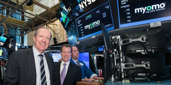 Gudonis Elenowitz Myomo NYSE